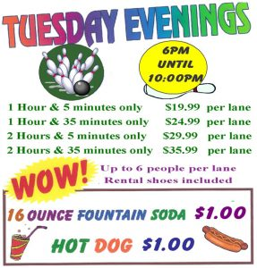 Tuesday Night Special