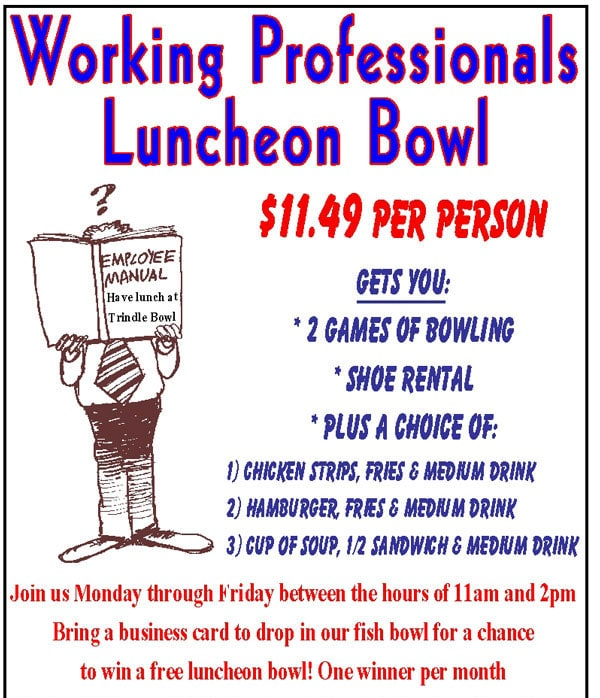 working professionals lunch bowl