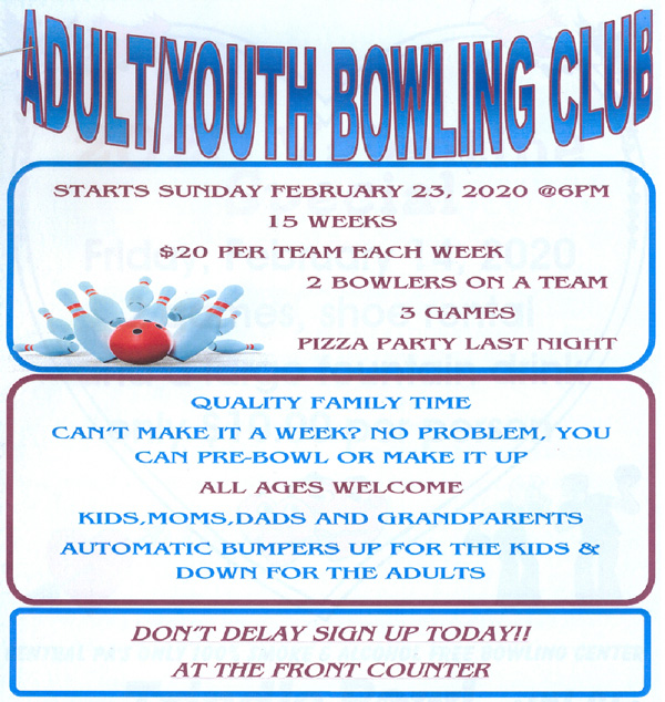 adult youth club
