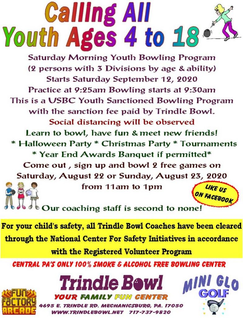 calling all youth