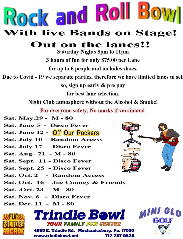 rock no roll bands